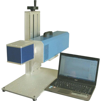20W CO2 Laser Marking Machine for Non-Metal PVC, PE