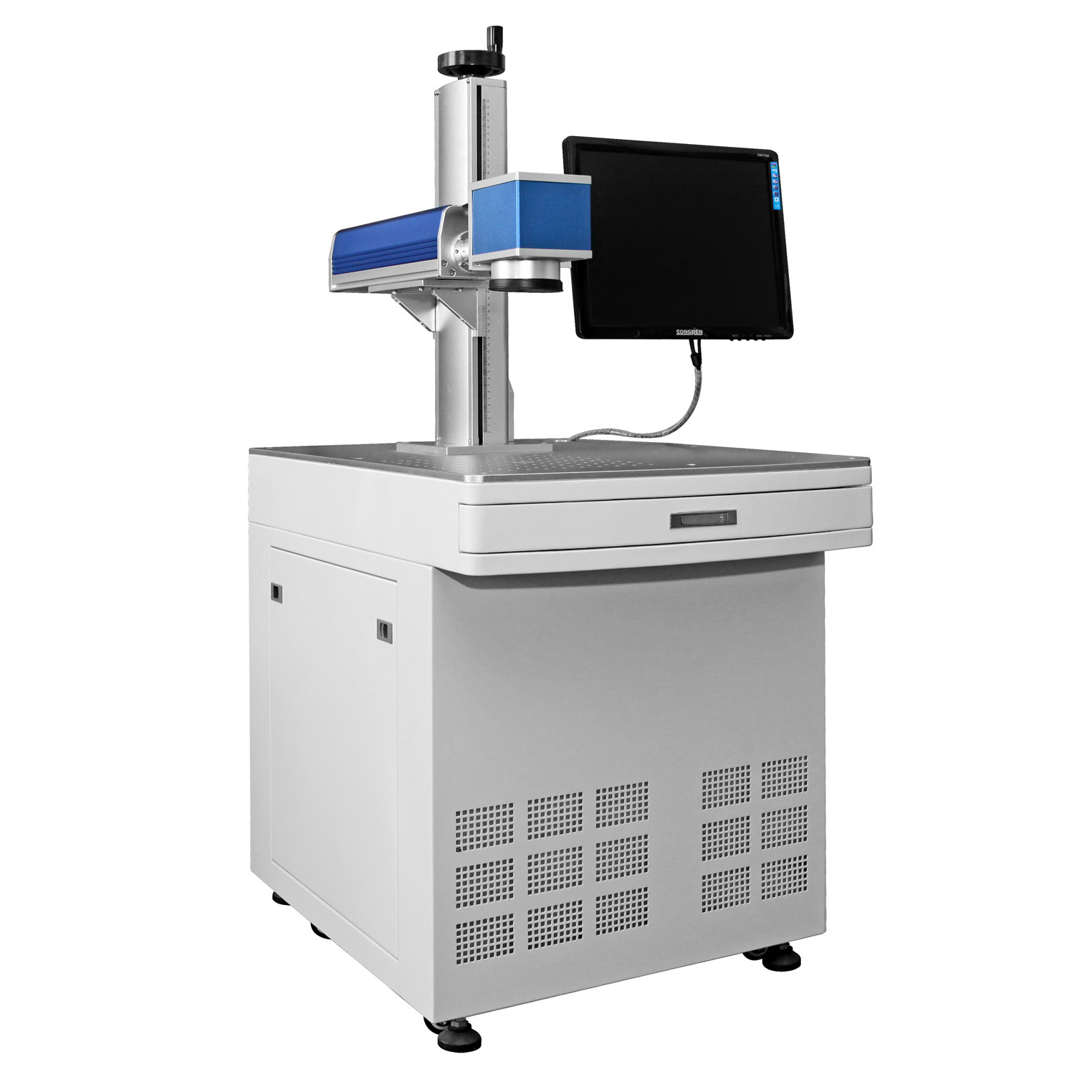 CO2 Laser Marking Machine for Leather
