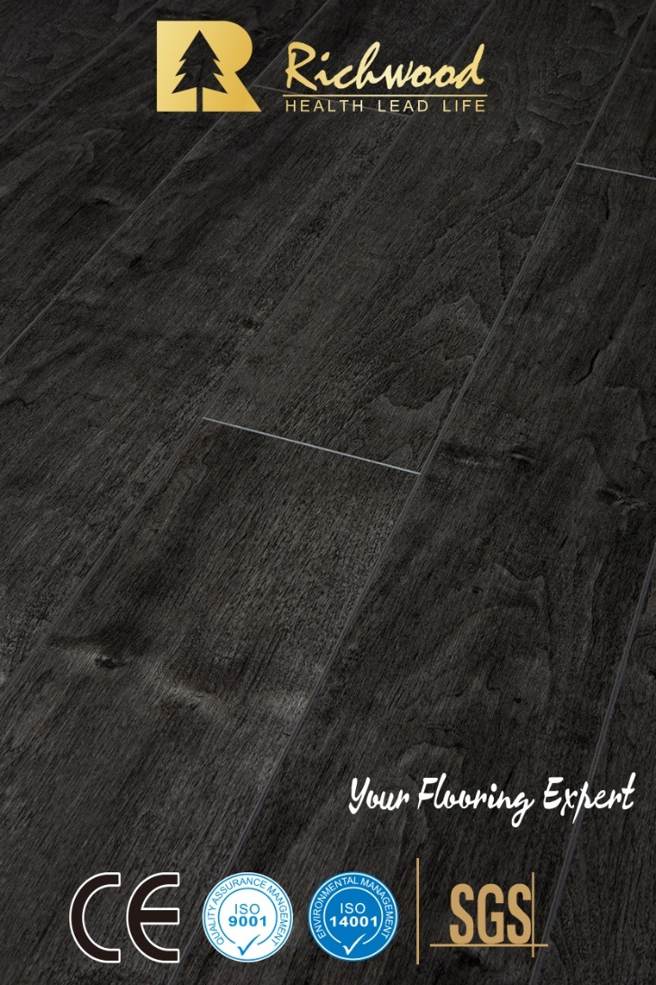 12mm Pearl Surface HDF Laminate Flooring