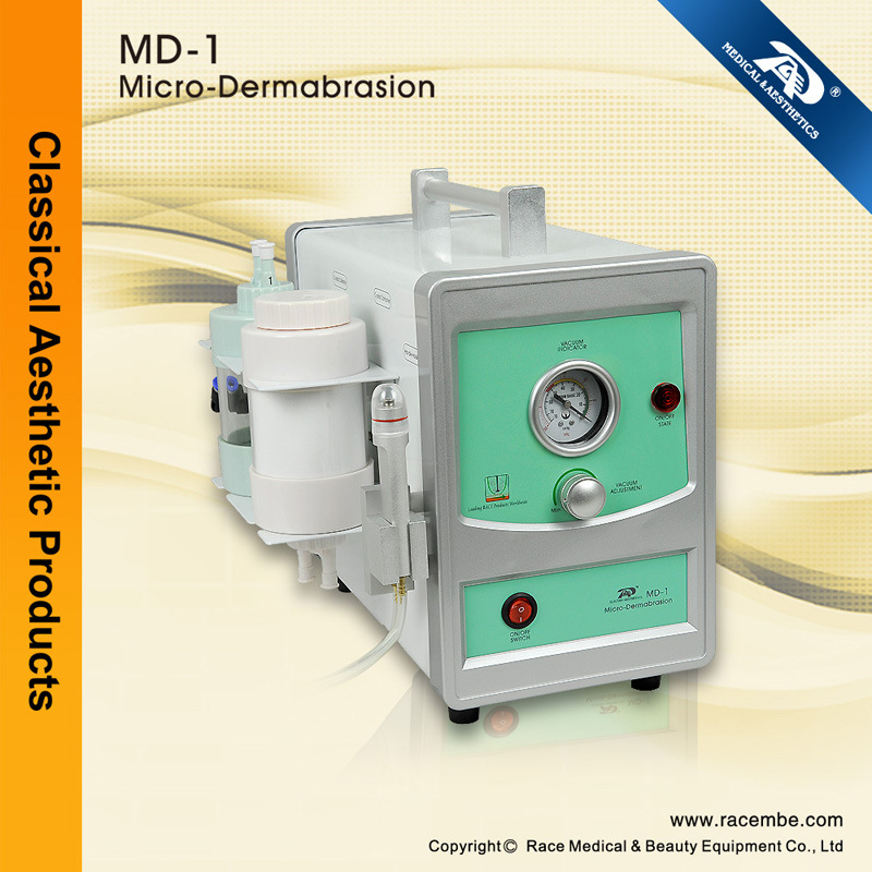 MD-1 Crystal Microdermabrasion Beauty Machine with Ce, ISO13485