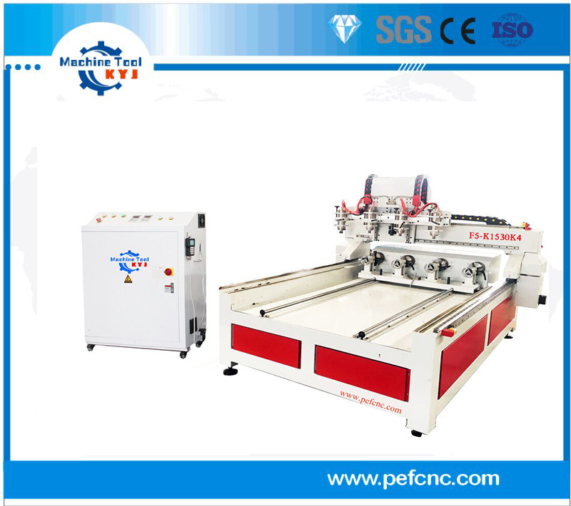 CNC Multi Function Flat and Relief Engraving Machine F5-K1530K4