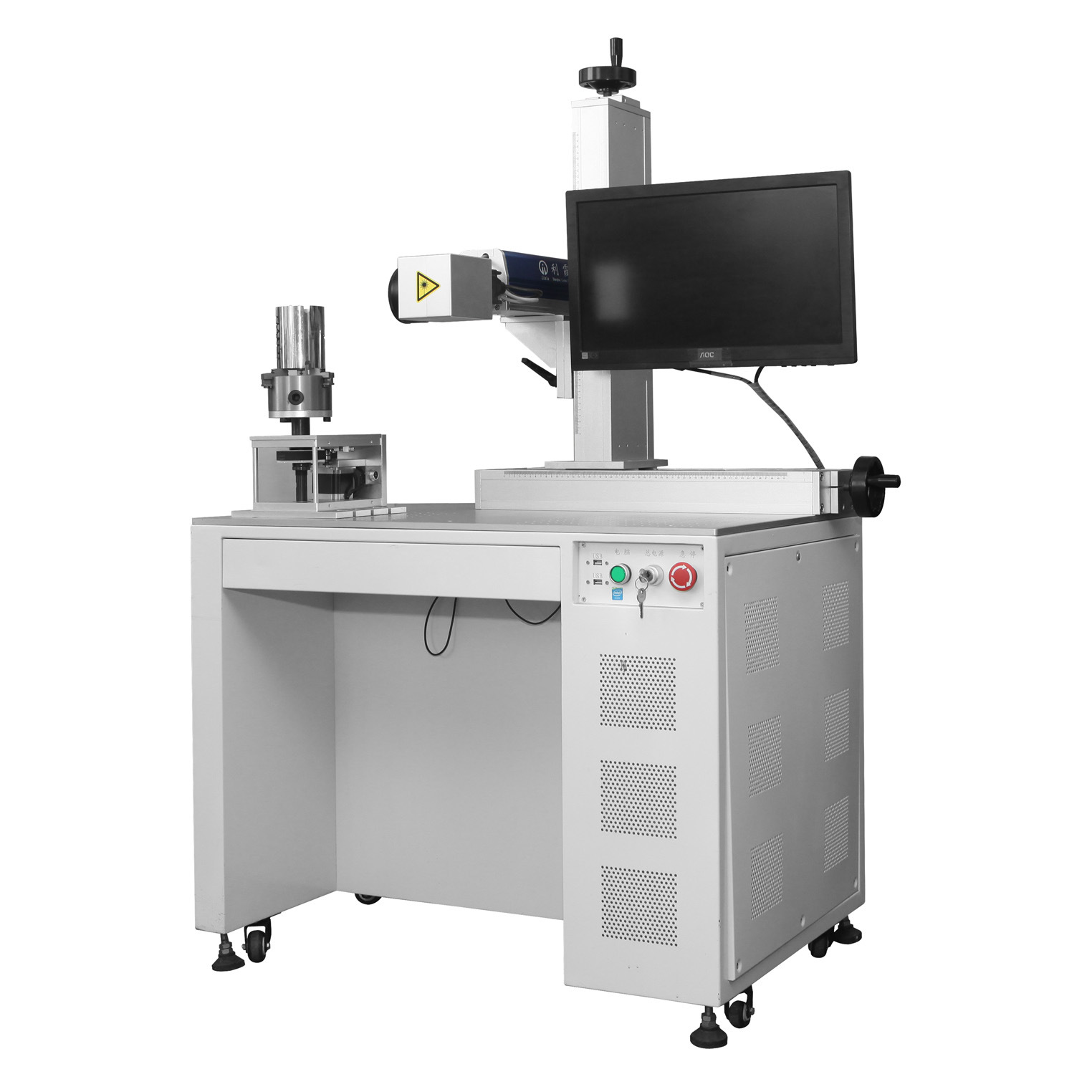 Hot Sales 100W CO2 Laser Marking Machine for Non-Metal