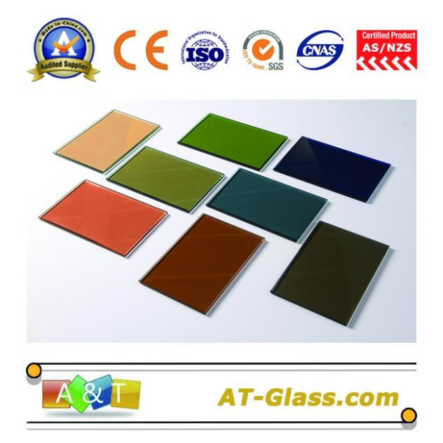 5mm Reflective Glass/Tinted Glass/Coated Glass
