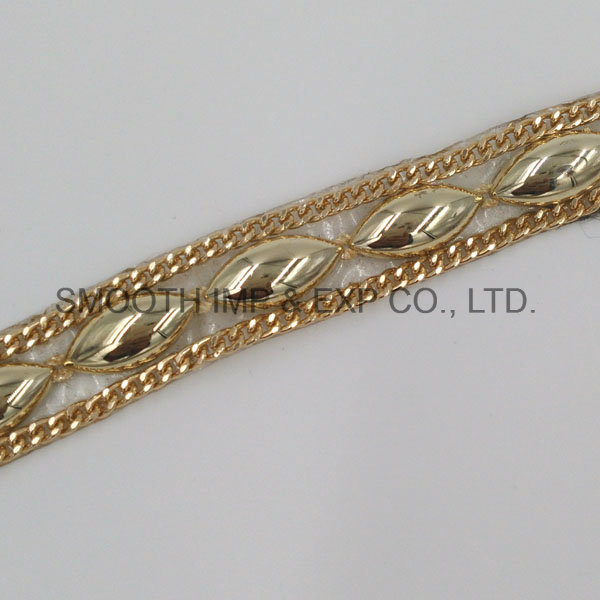 Wholesale Trimming Hot Iron on Transfer Rhinestone Tape Decorative Garment