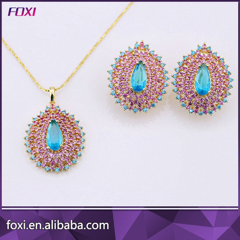 China Wholesale New Gold Kangan Design Women Sex Time Images Jewelry Set