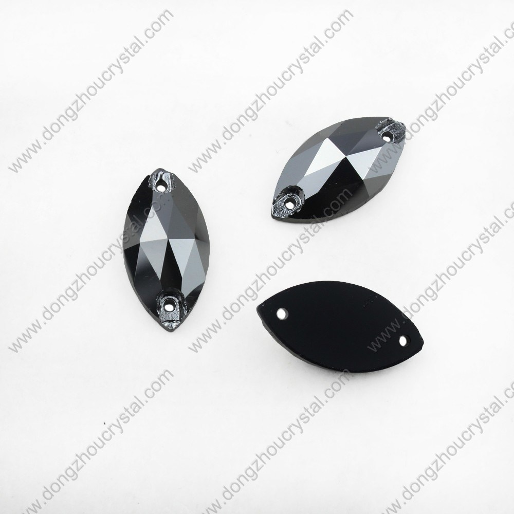 Sew on Crystal Rhinestone Claw Setting Stones for Clothes Decoration