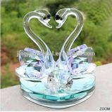 Hot Popular Crystal Swan for Wedding Gift