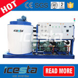 Air Cooled 10t/24hrs Food Grade Crystal Flake Ice Maker