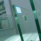 10-12mm Toughened Laminated Glass for Balustrade