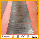 Natural Acid Washing Royal Wooden Black, Ebony Lines Marble Tiles for Wall