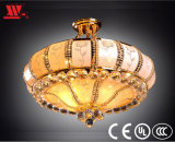 Ceiling Lamp with Art Glass Decoration Sx-38005