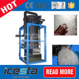 Icesta 10t/24hrs Crystal Tube Ice Supermarket Equipments