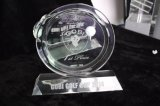 Custom Lucite High Quality Acrylic Trophy