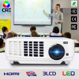High Brightness Educational Business Conference Using LED Projector