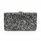 Fashion Women Handbags Party Bag Sequin Box Clutch Bag