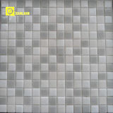 Chinese White Cheap Promotion Glass Mosaic Bathroom Wall Tiles Floor