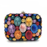 Newest Best Quality Designer Box Bag Women Party Clutch