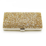 Guangzhou Wholesale Handbags Party Bag Sequin Box Women Clutch Bag