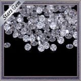 2.5mm 0.06CT Small Size Round Brilliant Cut Moissanite