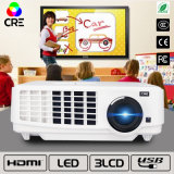Window 10 System WiFi LCD 3LED Projector