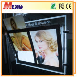 Double Side Hanging LED Advertisement Light Box with Magnetic (CDH03-A4P-08)
