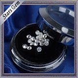 2.4mm 0.05CT Round Brilliant Cut Loose Moissanite Stone