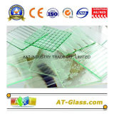 3~8mm Patterned Glass/ (Tempered Grade) Used for Window, Furniture, etc