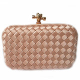 2016 Newest Designer Party Bag Lady Handbag Box Knot Clutch Bag