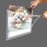Wall Mounted Crystal  Lightbox with Illuminated LED Light Panel
