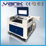 CO2 Laser Engraving&Cutting Machine for Fabric 6040 40W/60W/80W Vanklaser