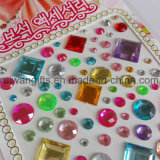 Acrylic Crystal Diamond Rhinestone Stickers for Wholesale