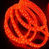 3 Wire Flat Rope Light/ Decorative Lighting/ LED Rope Light