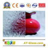 4mm Decorative Clear Patterned Glass Window Glass